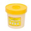 """Емкость для сбора колюще-режущих медицинских отходов одноразовая ЕСО-01 """"ЕЛАТ"""""""