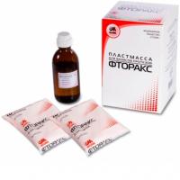 ФТОРАКС пластмасса для базисов протезов, СТОМА